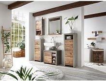Gladstone 5 Piece Bathroom Furniture Set with