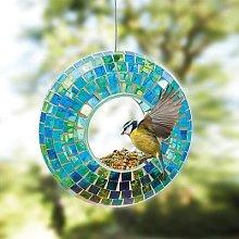 Glass Bird Feeder by Coopers of Stortford