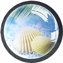 Glass Cabinet Knobs Shell with 3D Visual Effects