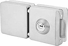 Glass Door Lock, with Key, Convenient