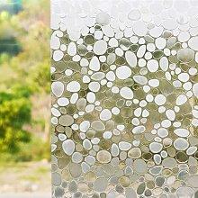 Glass Film Window Film Wall Decor Pattern Paved