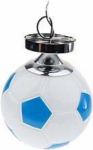 Glass Football Ceiling Light Lamp Shade Chandelier