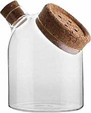 Glass Storage Jar Kitchen Food Storage Canisters