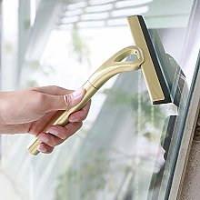 Glass Wiper Brushed Gold Cleaning Window Cleaner