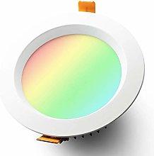 Gledopto Soposh+ Zigbee LED Downlight RGB+CCT