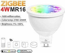 Gledopto Soposh+ Zigbee MR16 RGB+CCT LED Spotlight