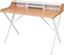 Glen Desk by Brown - Isabelline