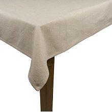 Glenn Tablecloth Colour: Beige