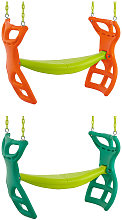 Glider Swing Seat - Two Kids Seater | Playground