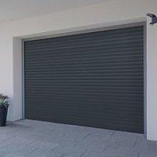 Gliderol Electric Insulated Roller Garage Door