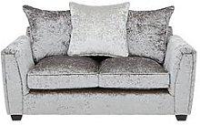 Glitz 2 Seater Fabric Scatter Back Sofa -