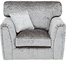 Glitz Fabric Armchair