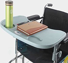 GLJY Wheelchair Lap Tray Table Accessories with
