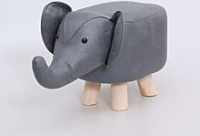 GLLCYL Animal Footstools And Pouffes For Adults,