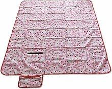 GLLP Beach Mat Picnic Mat Outdoor Picnic Blanket