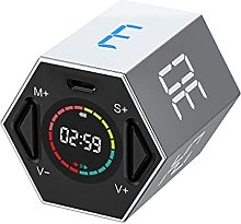 GLLP LED Screen Digital Display Kitchen Timer