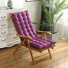 GLLSZ Patio Chaise Lounger Cushion,Indoor Outdoor