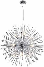 GLLSZ Post Modern Pendant Lighting 12 Lights