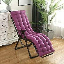 GLLSZ Waterproof Sun Lounger Cushion Extra Large