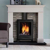 Global Beau CF Free Standing Gas Fireplace