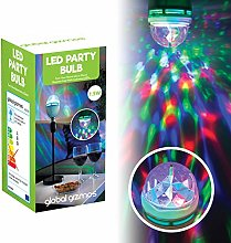 Global Gizmos 45570 Colour Changing Disco Party