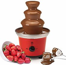 Global Gourmet Belgian Chocolate Fountain Fondue