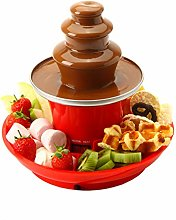 Global Gourmet Mini Chocolate Fountain Fondue Set