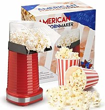 Global Gourmet Popcorn Maker 1200W | Gourmet