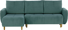 Globe Corner Sofa Bed-Velluto 12