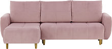 Globe Corner Sofa Bed-Velluto 14