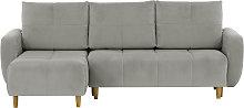 Globe Corner Sofa Bed-Velluto 15