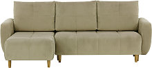Globe Corner Sofa Bed-Velluto 3