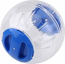 GLOGLOW Hamster Exercise Ball, 4.7 Inches Plastic