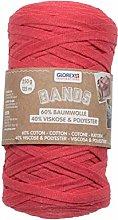 Glorex 5 1005 01 Bands Macrame Super Soft Textile