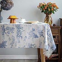 Glory Season Rustic Tablecloth Classic French