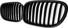 Glossy Black Car Front Bumper Kidney Grille Grill