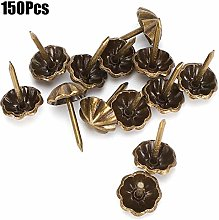 Glossy Upholstery Nails Furniture Nails Pins Brass
