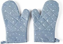 Gloves for Kitchen Microwave Anti-Burn Silicone