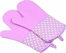 Gloves IBHT 2PCS/LOT [300 °C silica gel]