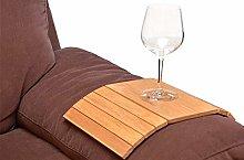 Glow Flexible Sofa Tray Table – Single Stylish