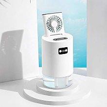 Glowjoy Portable Water Cooler Fan Mini Home Air