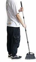 GLOYY Long Handle Broom Power Corner Large Angle