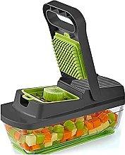 GLRGBHT Vegetable Slicer - Multifunctional 7 in 1