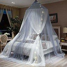 GLXQIJ Large Romantic Girls Princess Mosquito Net