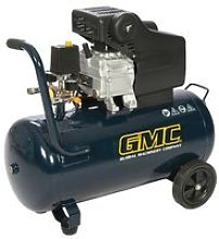 GMC - 2hp Air Compressor 50Ltr - GAC1500