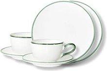 Gmundner Keramik,'Grüner Rand' Tableware