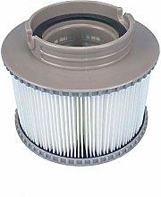 Gmxop 1/2/4 pcs MSPA filter cartridges sieve for