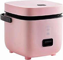 GMZS Portable Rice Cooker, 200W Low Power, 1.2L
