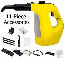 GNEGNI Handheld Pressurized Steam Cleaner 3.6L,