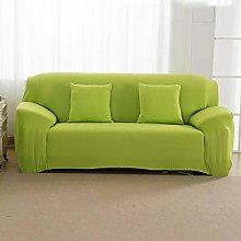 GNEHSL Printed Sofa Cover - Fluorescent Green Sofa